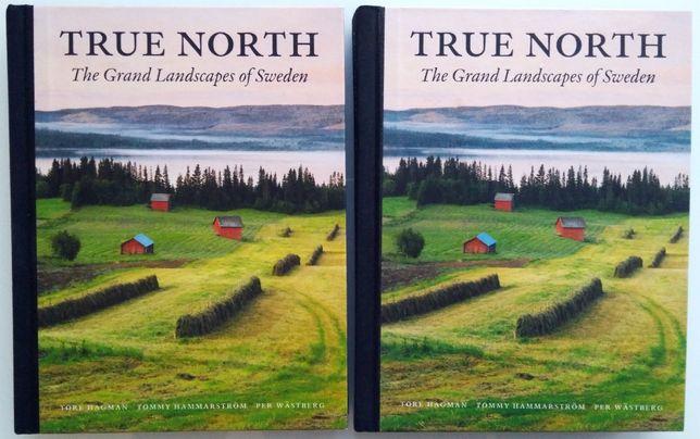 """Książka o przyrodzie Szwecji """"True North"""" - ponad 150 pięknych zdjęć !"""