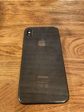 Iphone x uszkodzony
