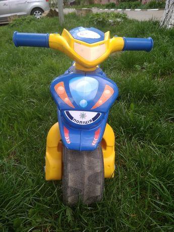 Дитячий мотоцикл