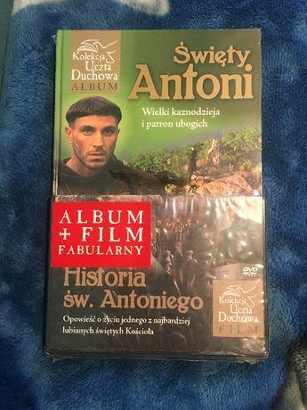 Święty Antoni, książka+ film fabularny, Kolekcja Uczta Duchowa