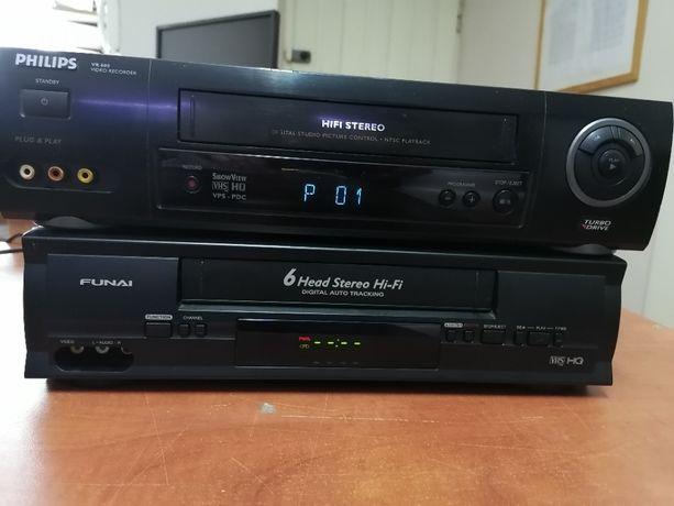 Magnetowid VHS FUNAI 6 HEAD