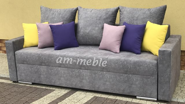 Kanapa sofa wersalka SKANDI! Styl i elegancja PRODUCENT