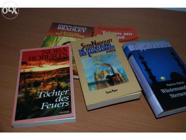 5 Livros em Alemão