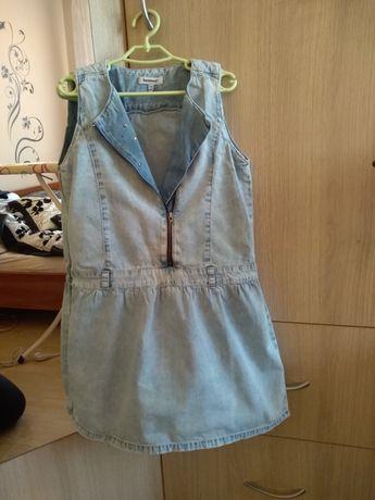 Sukienka ala jeans 3pommes 5 10 15 rozm 128