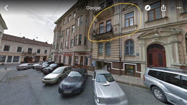 ЦЕНТР (з виглядом на вул. О.Кобилянської) австрійський люкс.