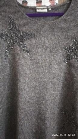 Sweterek w gwiazdki