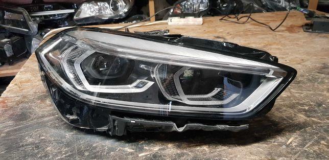 lampa przód BMW seria 1 F40