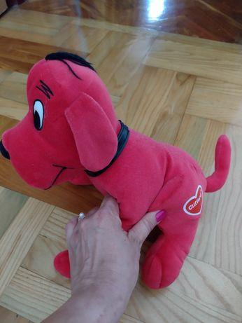 Clifford pluszak maskotka przytulanka dużą około 30 cm stan idealny