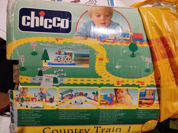 Железная дорога Chicco