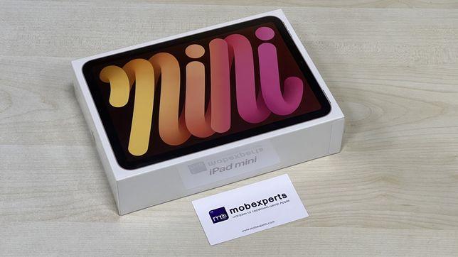 Apple iPad mini 6 2021 Pink 64GB Wi-Fi + Cellular