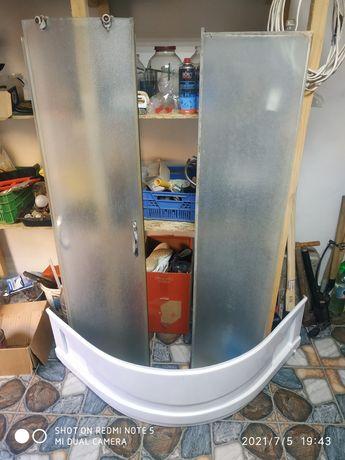 Стекло для душової кабіни б/у