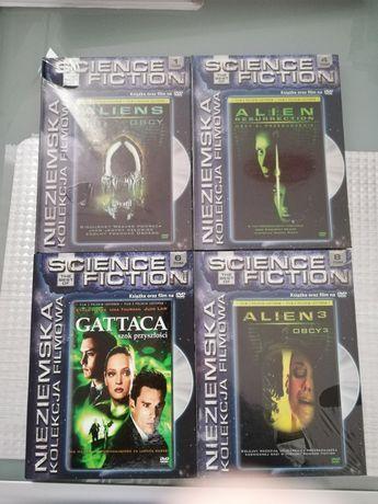 Nieziemska kolekcja filmowa Science Finction