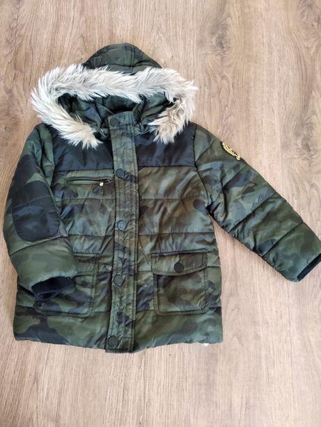 Куртка зимняя Mayoral 4-5 лет рост 104-110 см