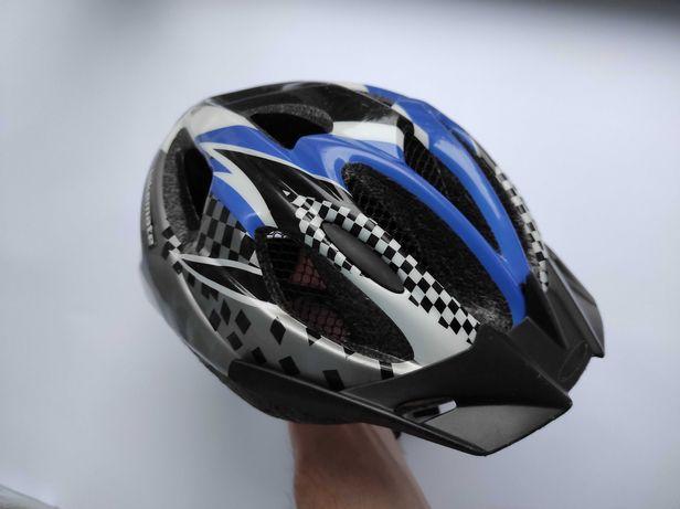 Детский велосипедный шлем Sportivo, размер 49-54см, Германия.