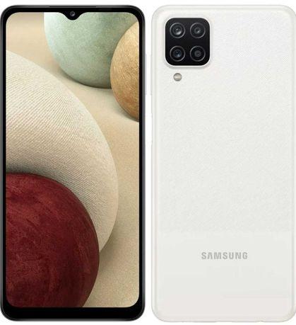 Nowy zapląbowany Samsung Galaxy a12 64GB biały/czarny gwarancja 24mc