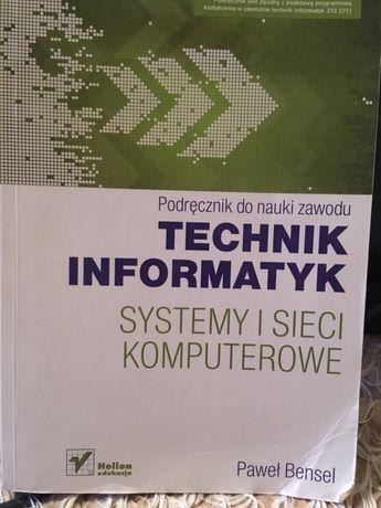Podręcznik Technik Informatyk