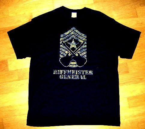 Koszulka Męska Letnia T-shirt rozm. L RIFFMEISTER GENERAL