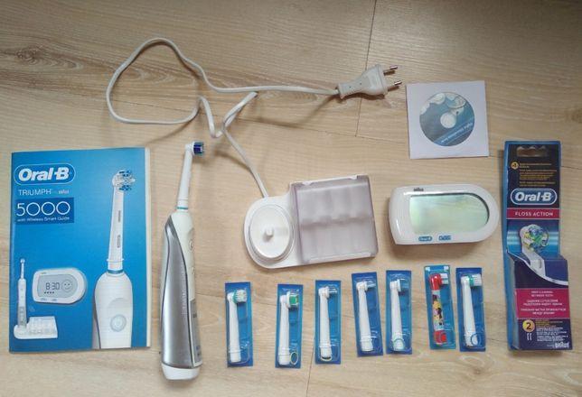 Электрическая зубная щетка Oral-B D34.575.5X 5000