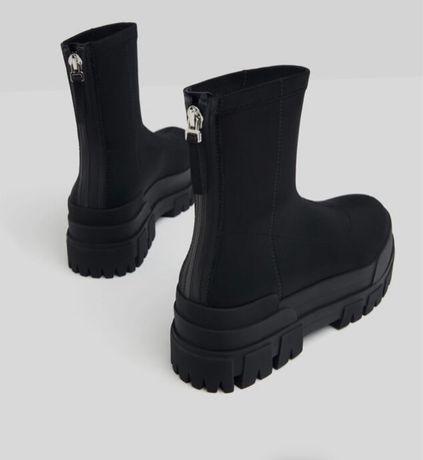 Продам ботинки Bershka 38р