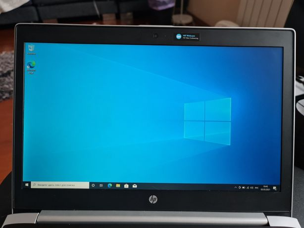 Мощный HP ProBook 450 G5 Core i5 1.6-1.8GHz/32 RAM/256 SSD/500 HDD