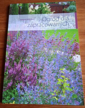 Książka Marzena Parzymies - Ogród dla zapracowanych
