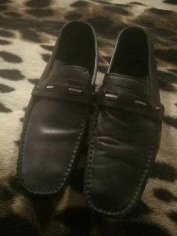 Туфли кожаные Мужские на 42 размер
