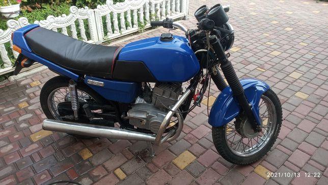 Продам мотоцикл Ява Возможен обмен