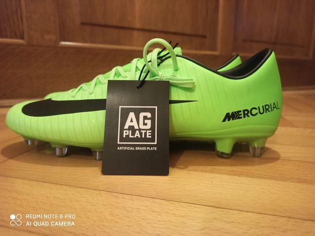 Nowe Lanki Nike Mercurial Victory r. 42.5 (27 cm)