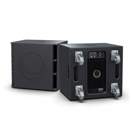 Turbosound MILAN M15B subwoofer aktywny 2200W DSP DJ potężna moc