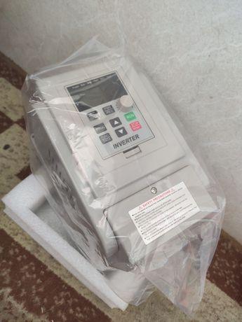 Инвертор частотный преобразователь 4 кВт