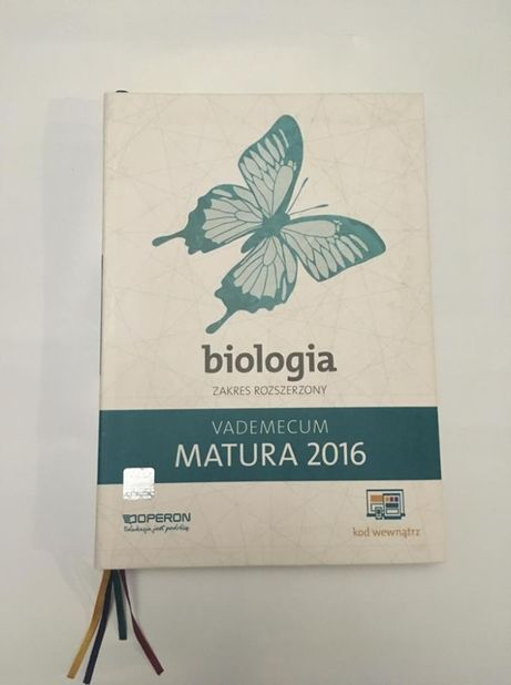 Biologia Vademecum operon 2016 p.rozszerzony
