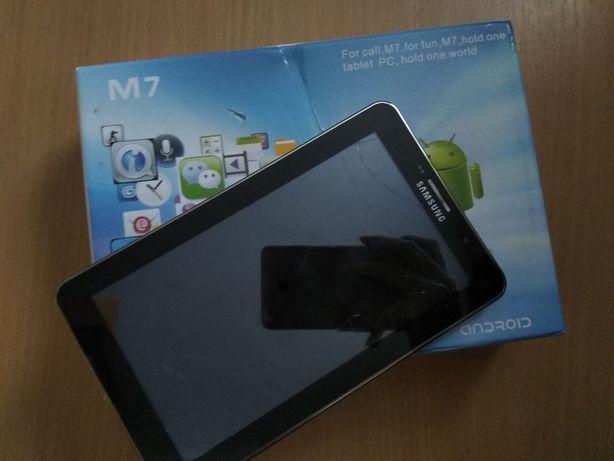 Планшет телефон 7 дюймів Samsung M7 самсунг китай