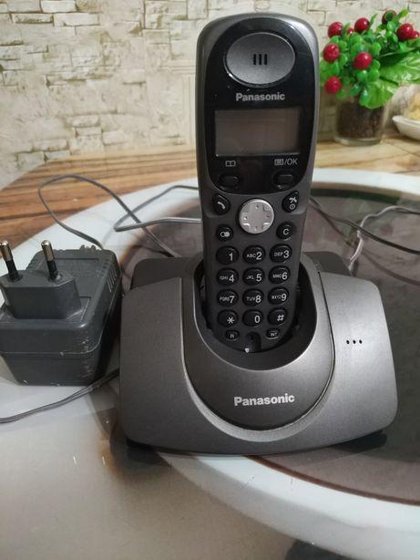 Цифровой беспроводной телефон Panasonic 500руб