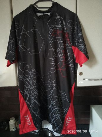 koszulka na rower xl