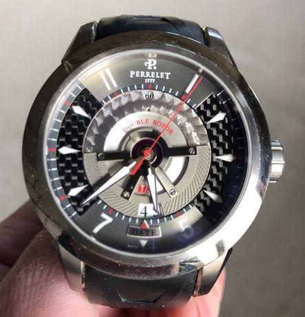 Часы Perrelet Titanium Double Rotor