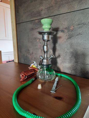 Fajka wodna shisha szisza węgielki akcesoria