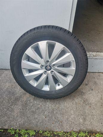 Легкосплавные диски Seat Arona c зимней резиной R16