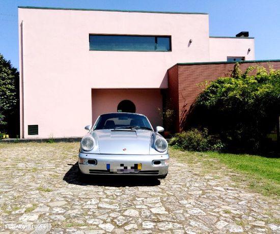Porsche 911 Cabriolet 3.6 Carrera 2