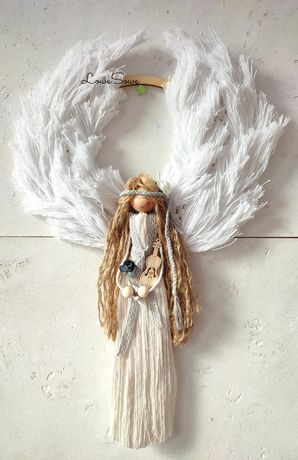 Anioł stróż chrzest komunia urodziny