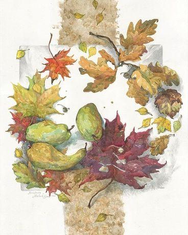 """Картина """"Осенний натюрморт"""""""