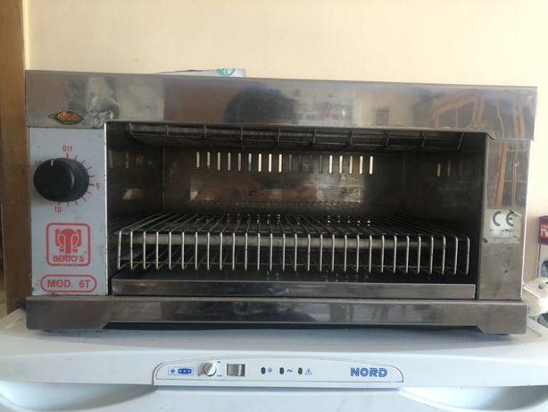 Профессиональный тостер Bertos 6T