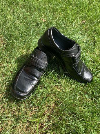 Buty eleganckie dla chłopca 36