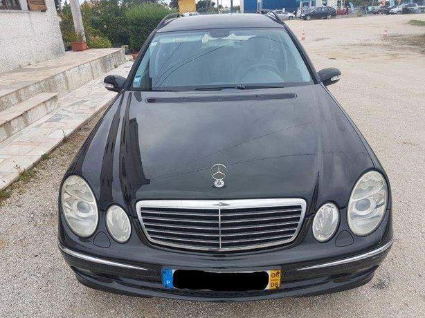 Mercedes - Benz E 220 Avantgard - Nacional - 06