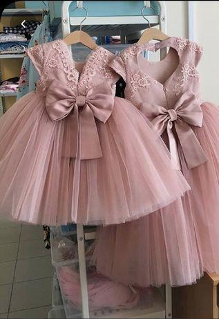 Платье сукня платья фемели лук