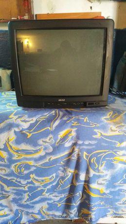 Телевизор AKAl цветной