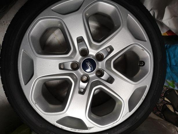 18' felgi aluminiowe 5x108 Ford oryginalne RS ST