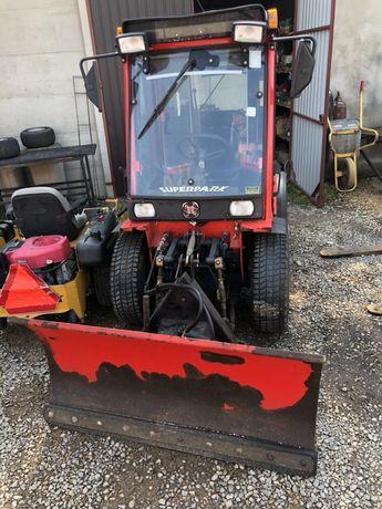 Antonio Carraro SuperPark 3800 HST Traktorek komunalny