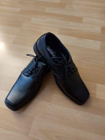 Buty męskie eleganckie nowe