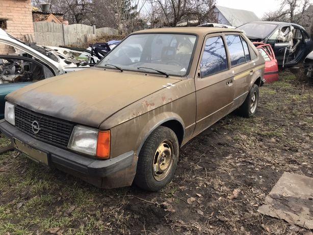 Разборка Опель Кадет/Opel Kadett