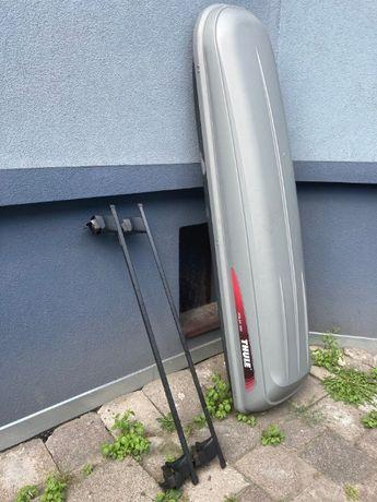 Bagażnik dachowy Thule plus Box Polar 500